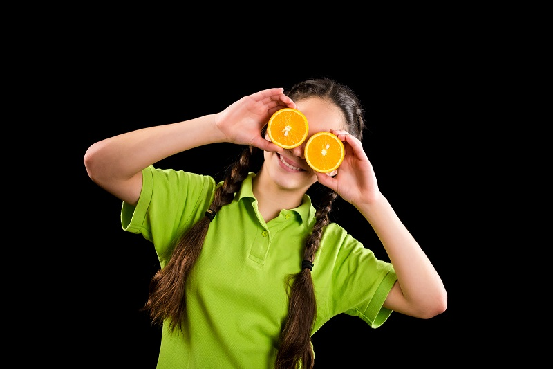 6 foods to help maintain your childs eyesight - myopia control